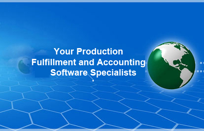 Your Production Fulfillment and Accounting Software Solutions Specialists